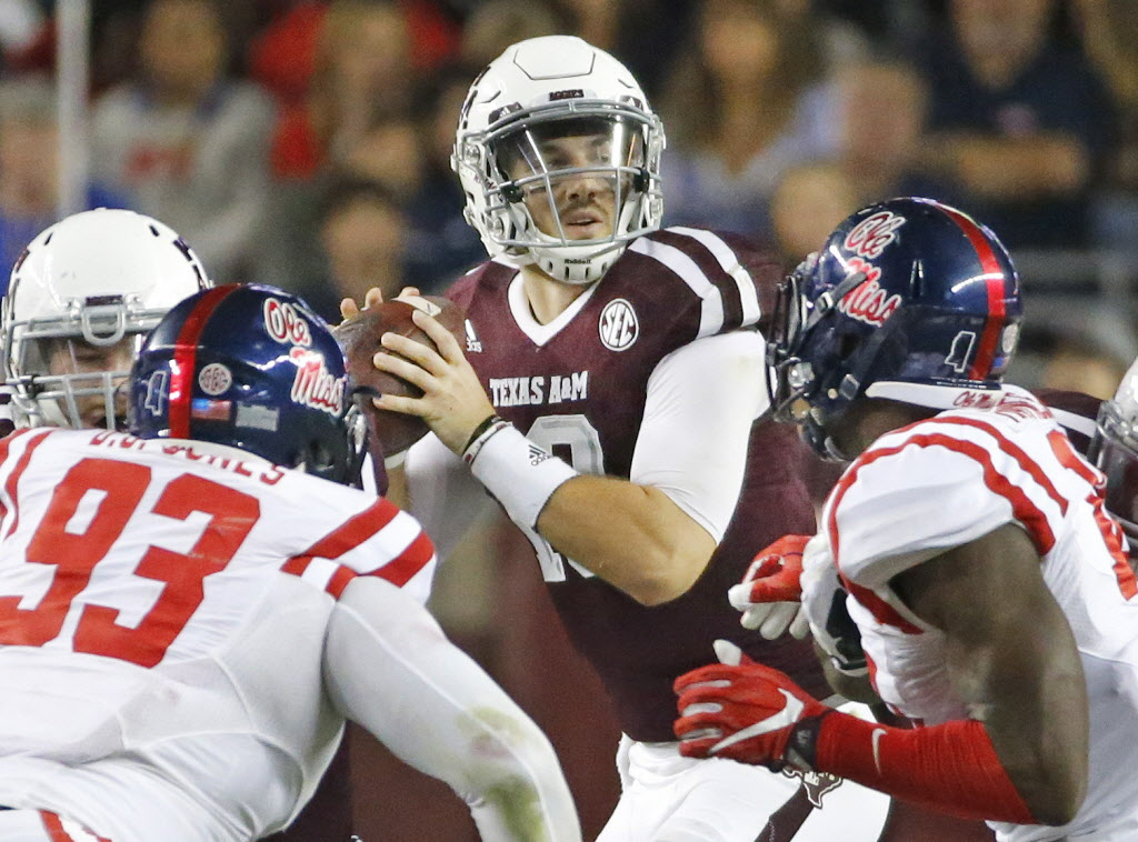 Holding your breath for Texas A&M's quarterback decision? Well, good luck with that