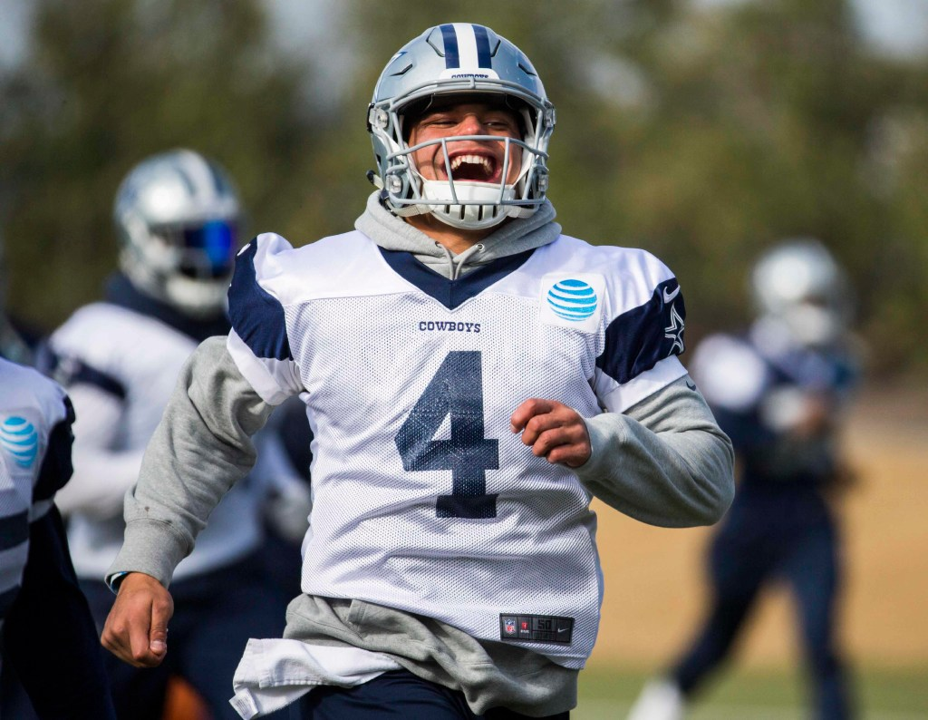 NFL's best QB? National writer's crystal ball says it could be Dak Prescott in the near future
