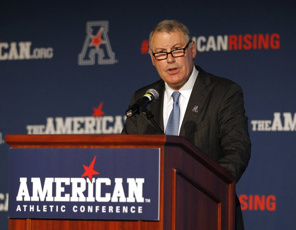American Conference trying to break into 'Power Six' as football season approaches