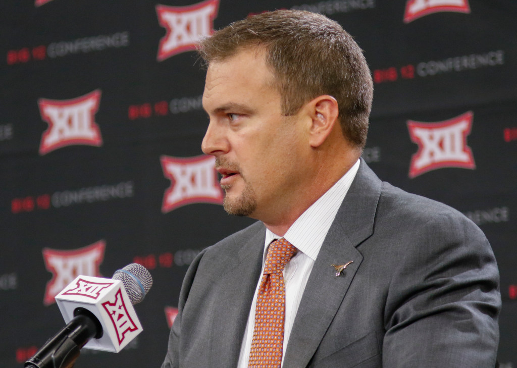 Texas coach Tom Herman wonders why Longhorns-Aggies football rivalry can't be renewed