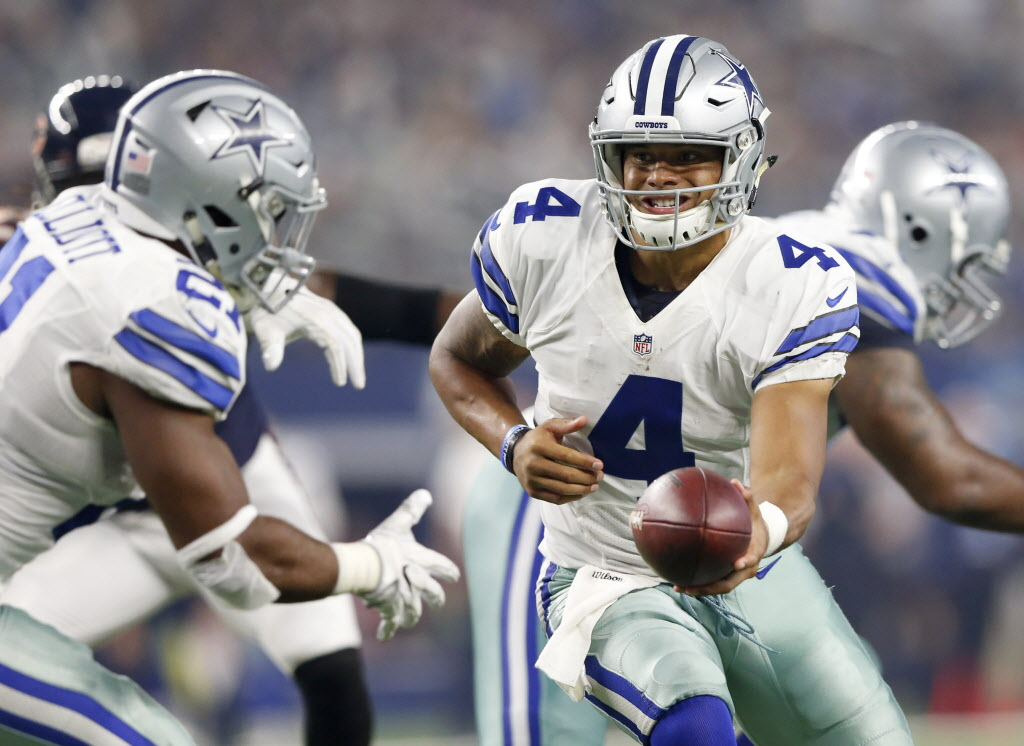 Best of Bob Sturm: The two elements of a sophomore slump, and how Dak Prescott can avoid one