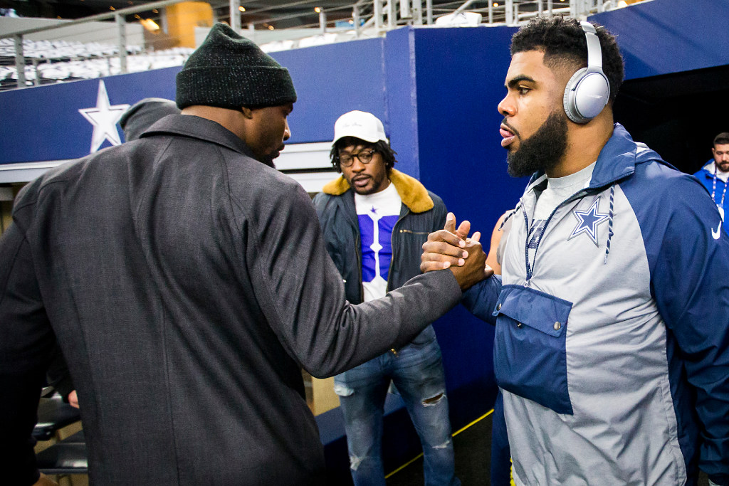 From Ohio State to the Cowboys, Ezekiel Elliott has looked to have 'a little too much fun a little too often'