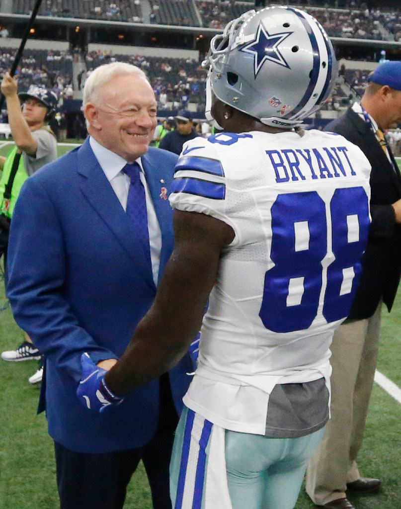 Kristi Scales Shares Her Favorite Jerry Jones Memory What
