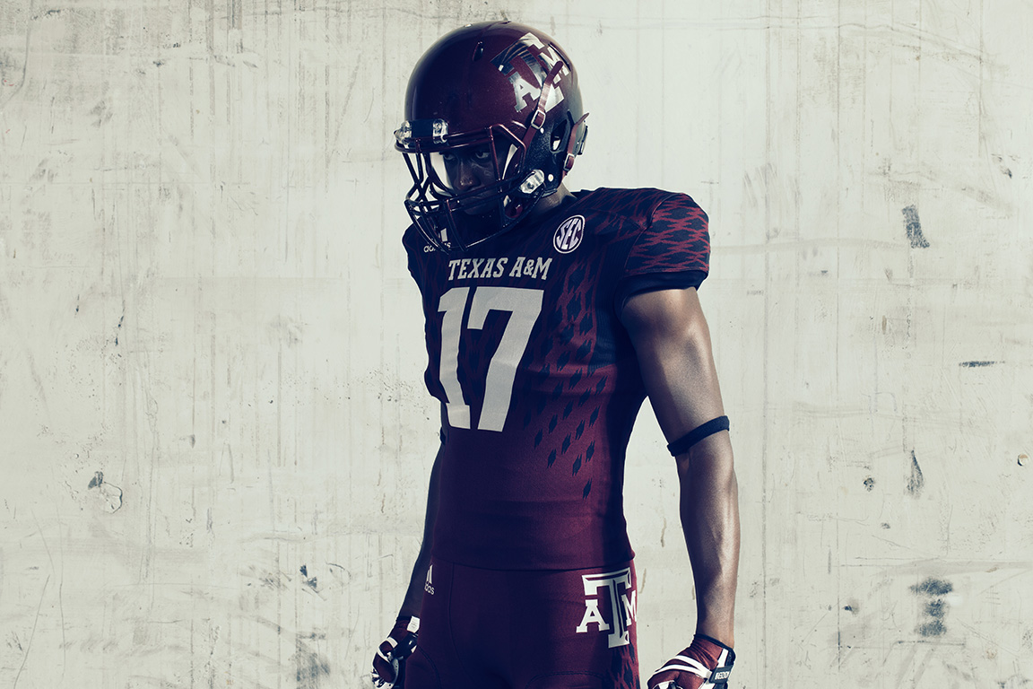 sale retailer 87505 8f5b3 Check out Texas A&M's alternate uniform that the Aggies will ...