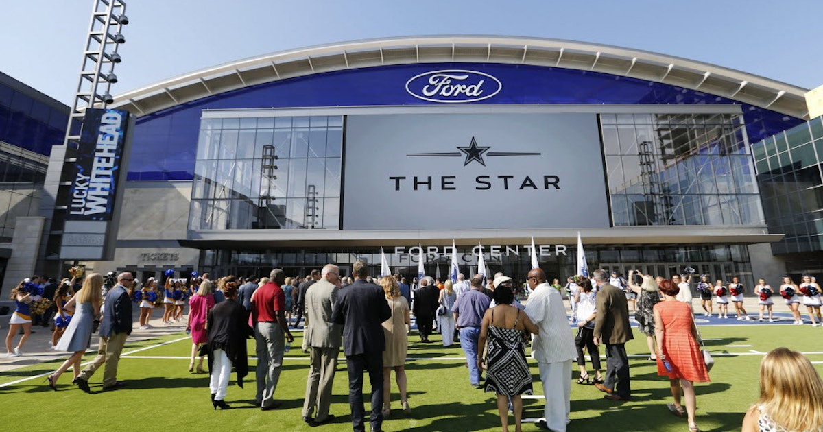 Dallas Cowboys  Want to watch the Cowboys practice at The Star  Here s a  full schedule and what to expect  3b53ecb06