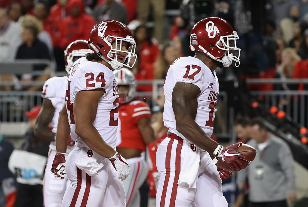 Is Big 12 race simply the Battle of Oklahoma or does somebody else from the conference stand a chance?