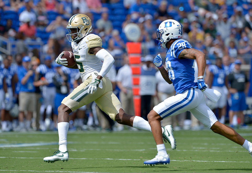 Baylor loses again, starts the season 0-3: Five takeaways from Baylor's 34-20 loss to Duke