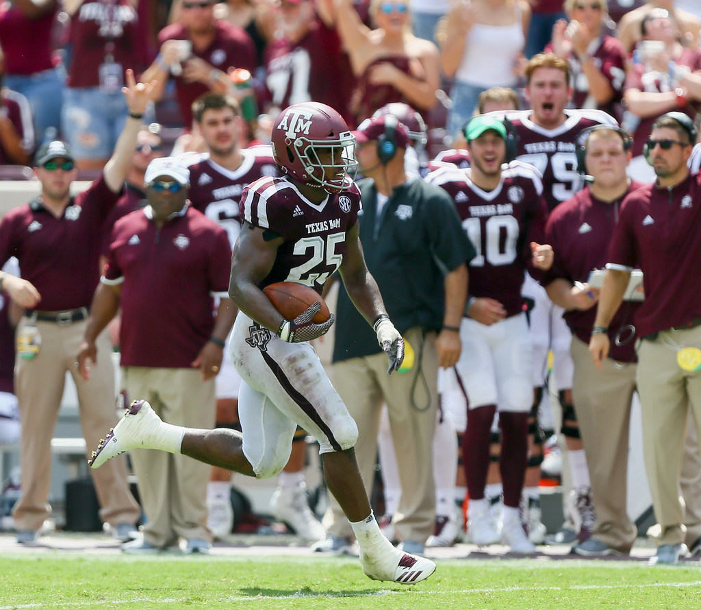 'That's what I was really thinking about, my grandma smiling': What Tyrel Dodson and others said about Texas A&M's win