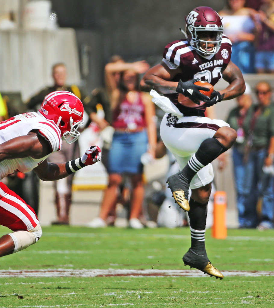 Texas A&M's defense leads the country in a pretty important category