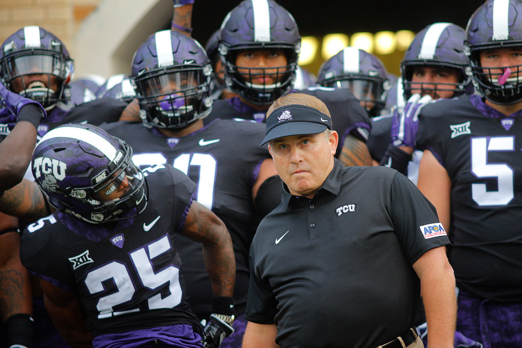 4 takeaways from Patterson's teleconference: A matured TCU is ready for another shot at Oklahoma State