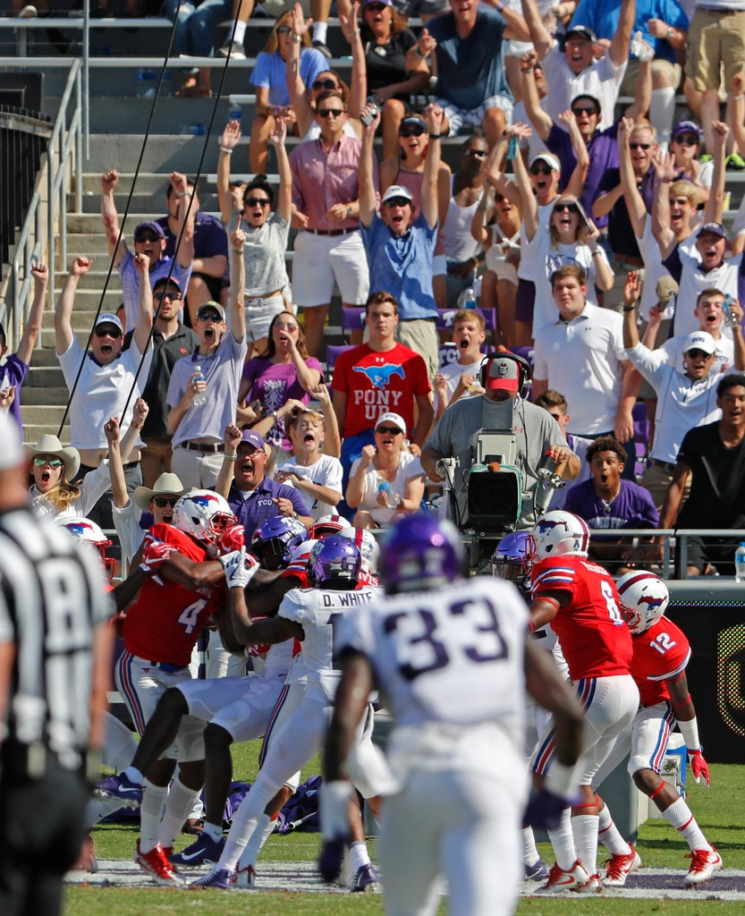 How SMU is moving on from its Hail Mary breakdown