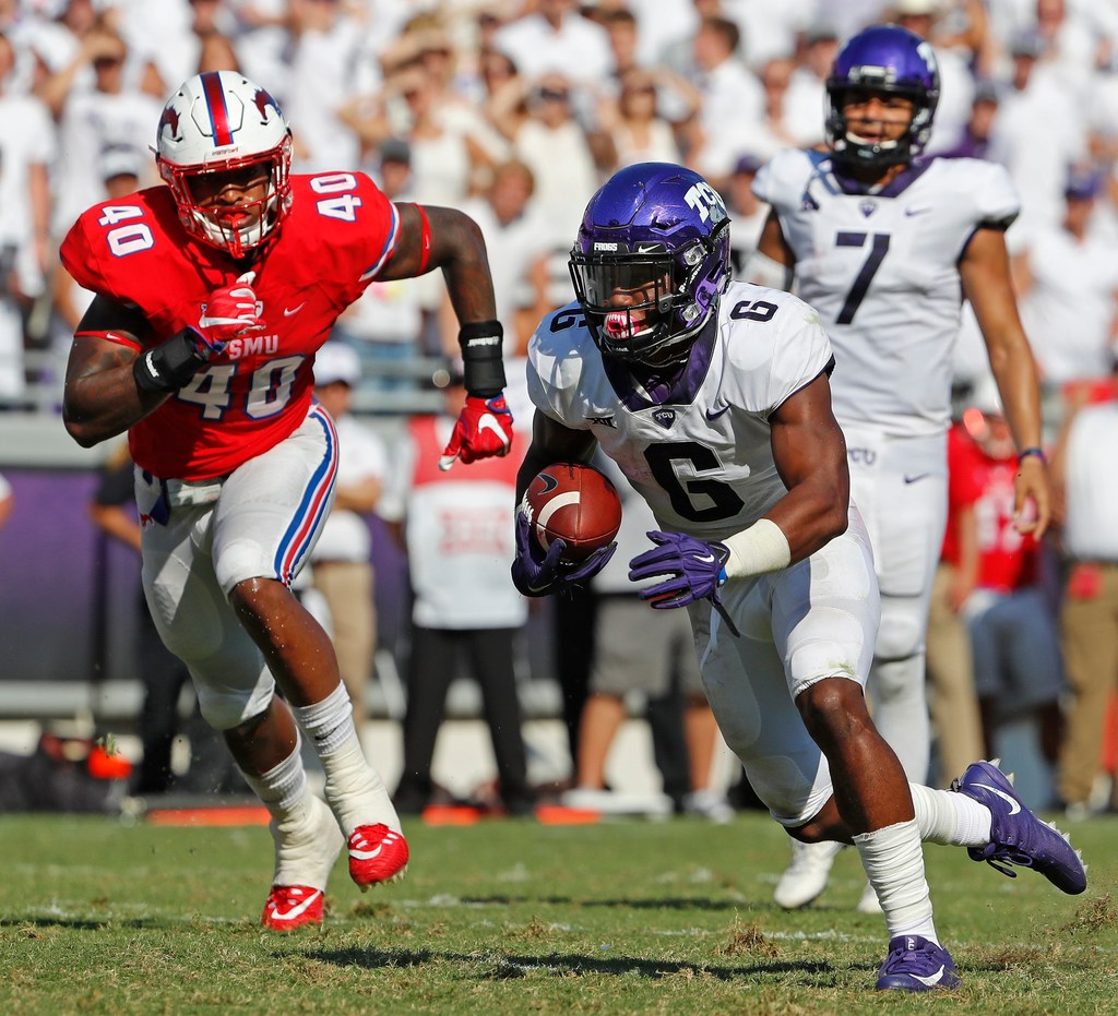 TCU is an underdog against Oklahoma State, but 'That's kind of what we ride on'