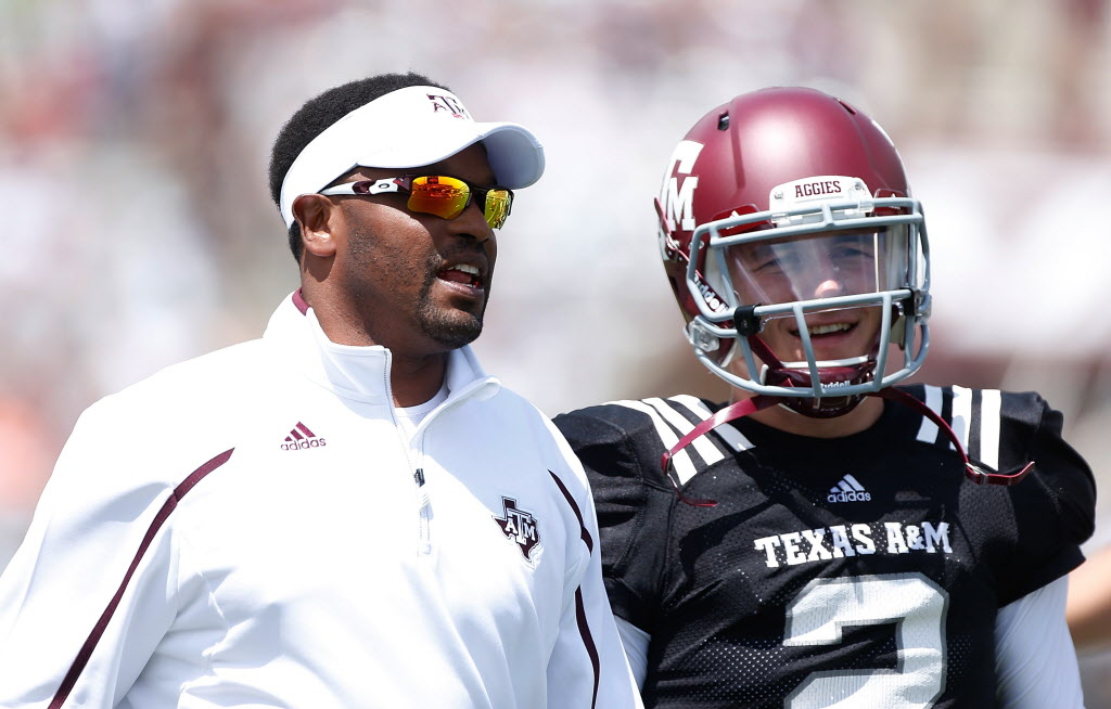 College Sports Potential Solution To Kevin Sumlin S Problems At