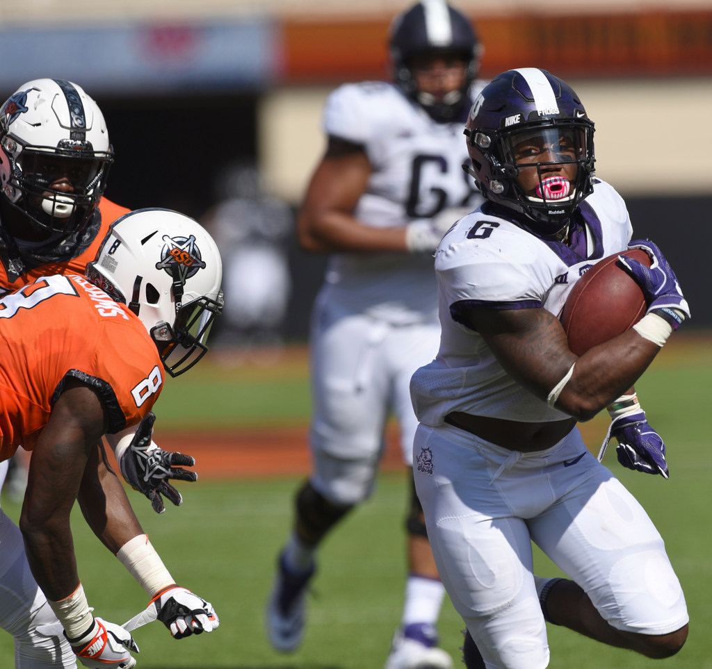 5 thoughts: TCU paddles Oklahoma State, Frogs pull off a shocker in Stillwater