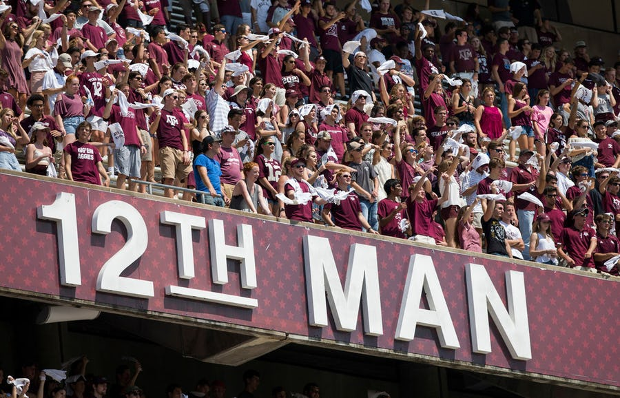 Texas A&M football names new 12th Man to replace NFL-bound Cullen Gillaspia | SportsDay