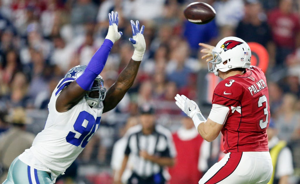 Cowboys' win showed DeMarcus Lawrence needs a big fat extension, concerns about Zeke