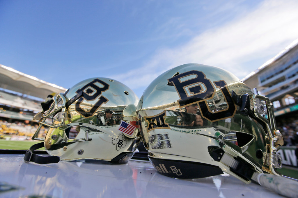 Baylor kicker Connor Martin wins Big 12 Special Teams Player of the Week