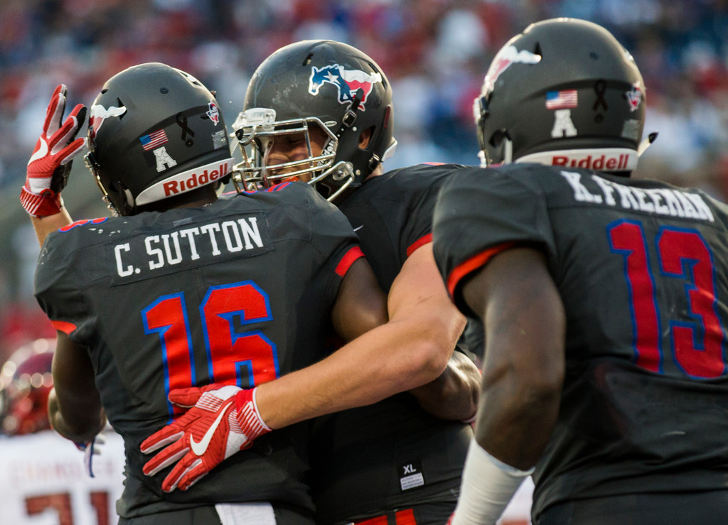 Post-Week 4 AAC power rankings: Where SMU stands before conference play begins