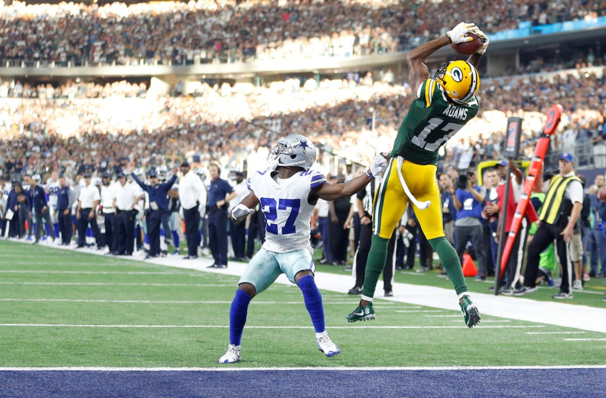 Green Bay Packers Roster >> Dallas Cowboys: 'Let's go back to it': The Packers' game-winning play call vs. Cowboys almost ...