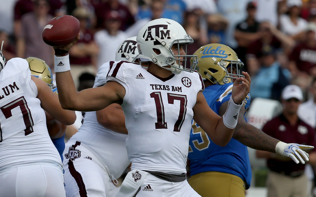 5 takeaways from Texas A&M's press conference: Could Nick Starkel play forthe Aggies in a couple weeks?