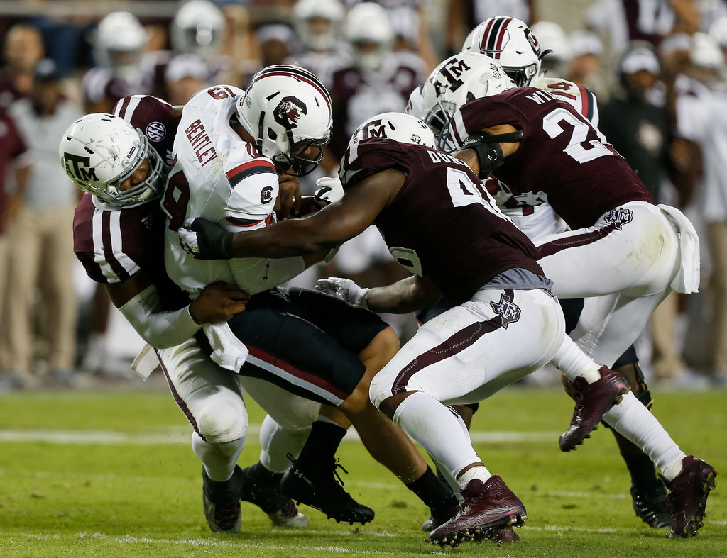 How season-opening collapse vs. UCLA ended up changing Texas A&M for the better