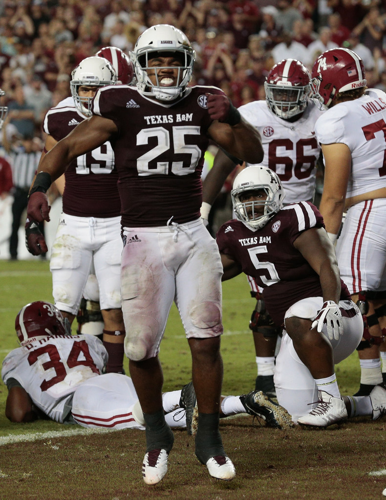 Texas A&M LB Tyrel Dodson not happy with being overlooked for weekly SEC award