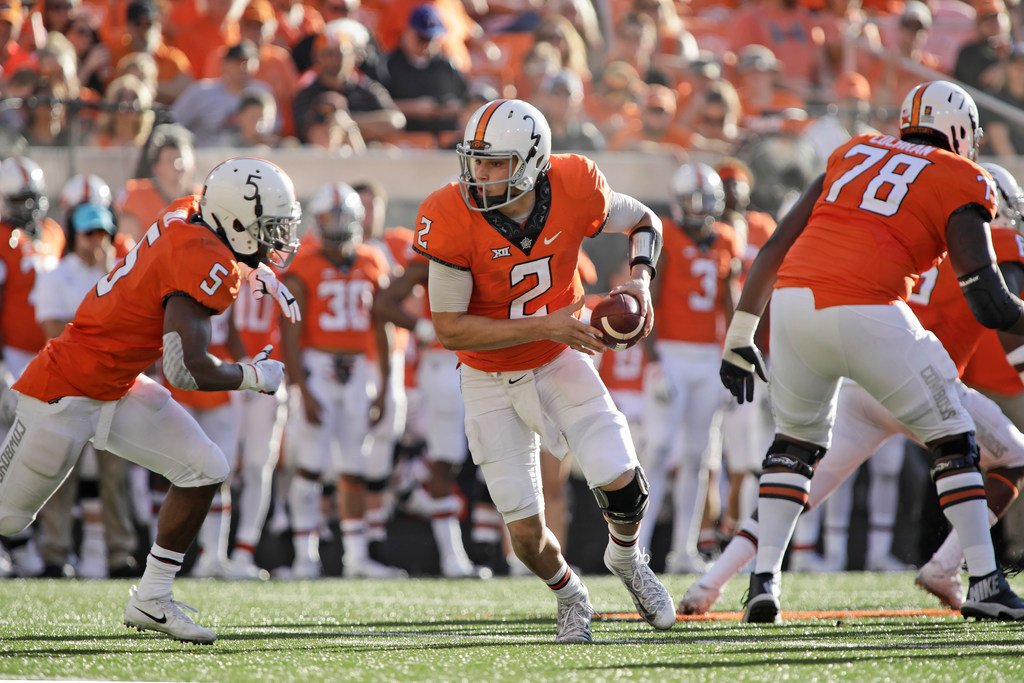 5 things Texas fans must know about Oklahoma State: Do the Cowboys have the nation's most explosive offense?