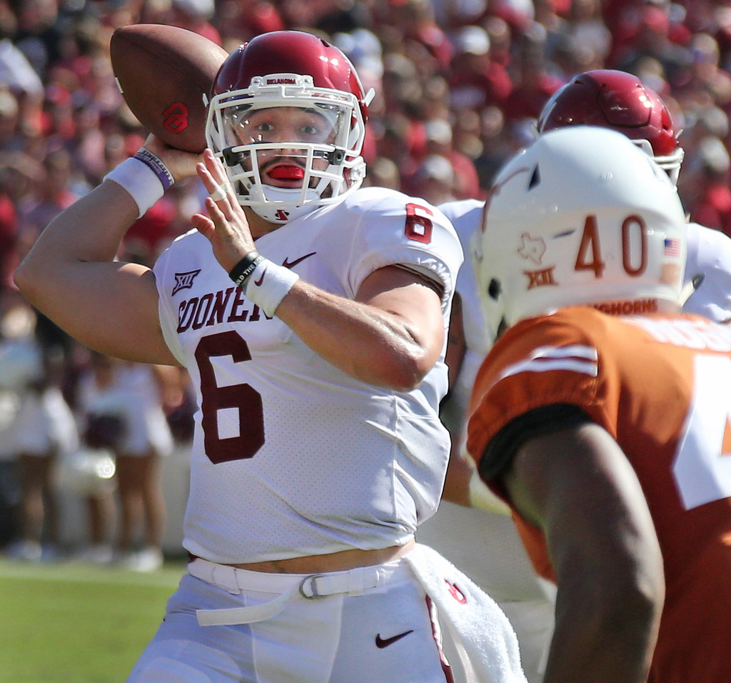 Oklahoma football: Four Sooners named to mid-season All-America team