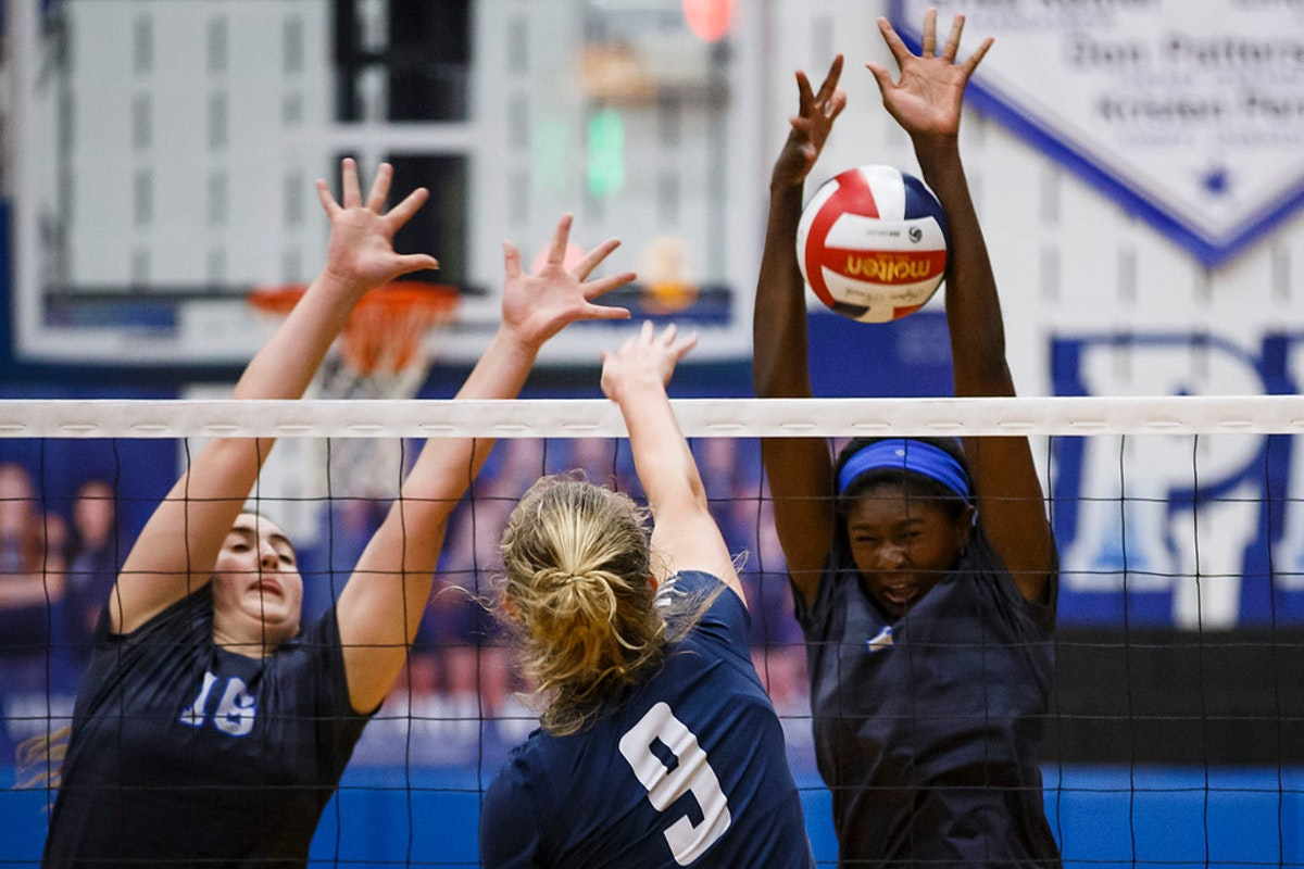 Richardson volleyball team keeps winning after losing Arkansas pledge for season; 6-6A race ...