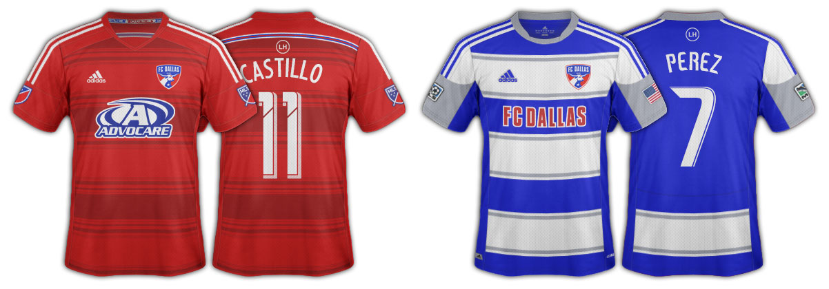 size 40 8b9c0 9f4ef 20 Years: FC Dallas jerseys