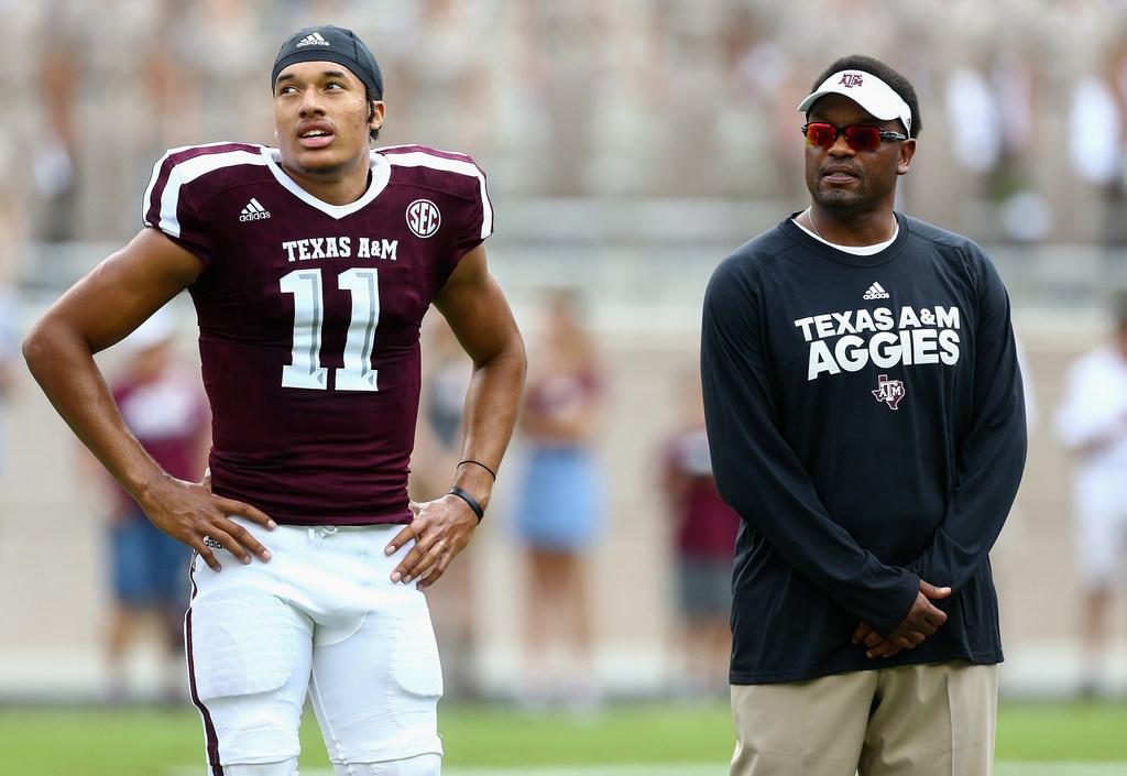 Midseason report, Part I: Grading Texas A&M's offense