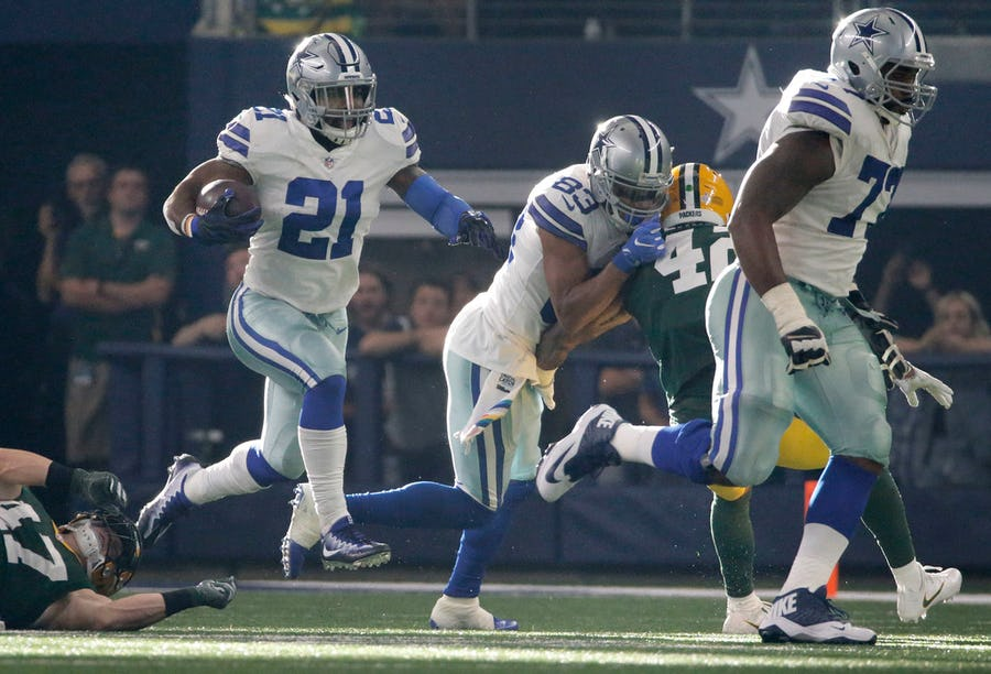 Our experts' Cowboys-49ers predictions: Who is picking San Francisco to stun Dallas?