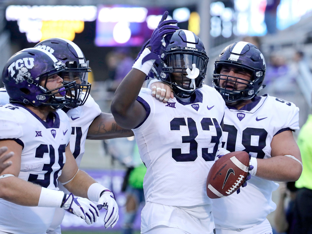 Kansas-TCU live updates: Can Frogs avoid yet another nail-biter vs. Jayhawks?