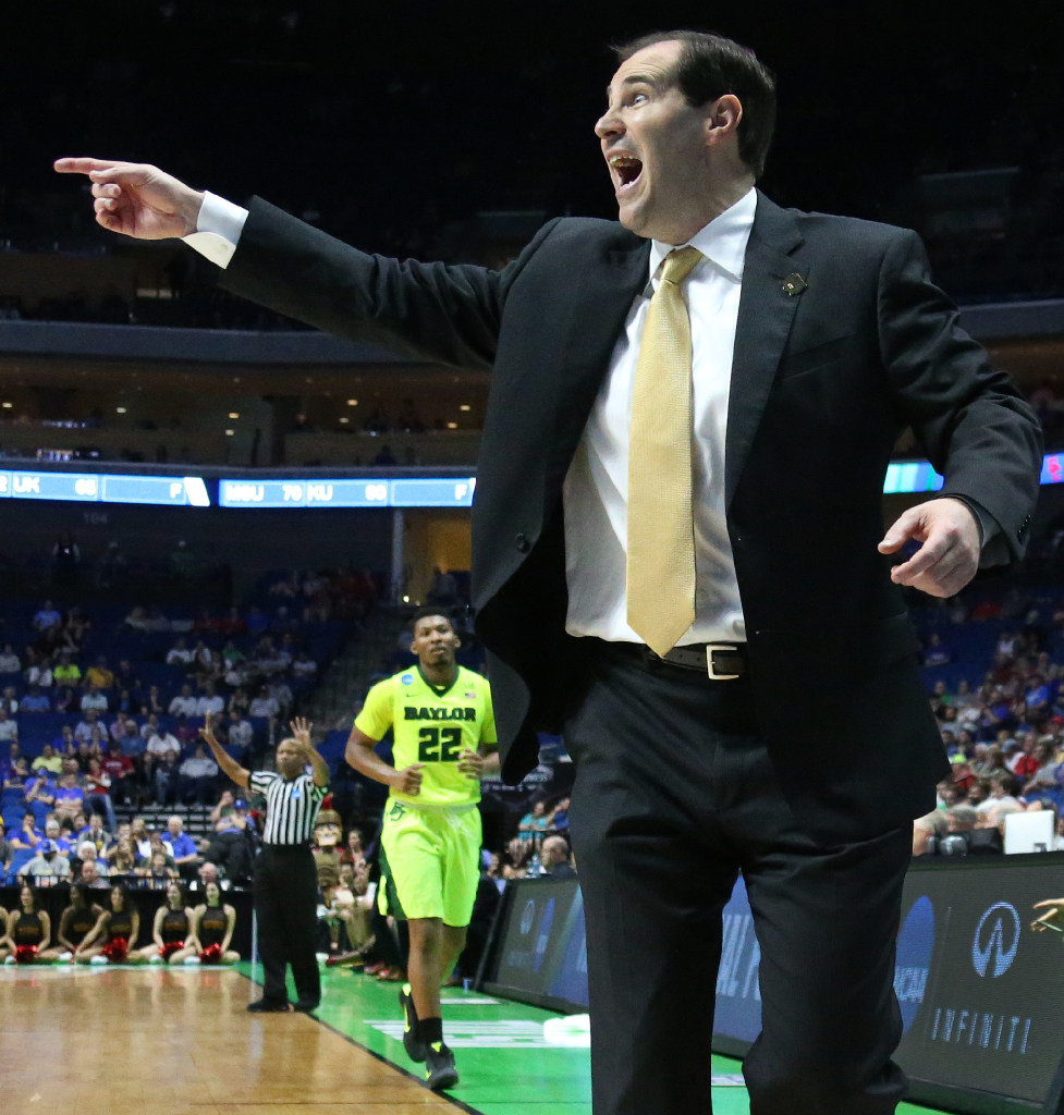 Baylor men's basketball player taking a leave of absence