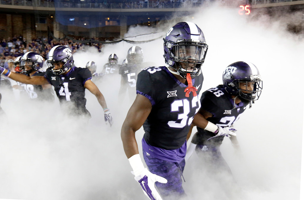 TCU quotable: The Frogs' suffocating defense leaves QB Kenny Hill 'speechless'