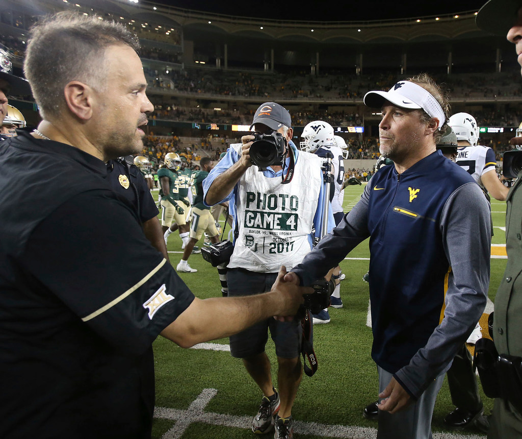 Baylor quotable: 'We are not here for moral victories'