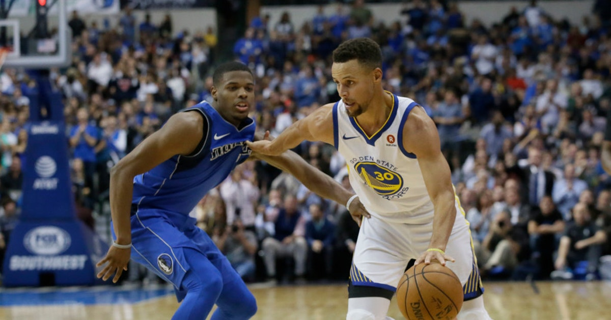 Dallas Mavericks: The sage advice Steph Curry shared with Mavericks' Dennis Smith Jr. after Monday's ...