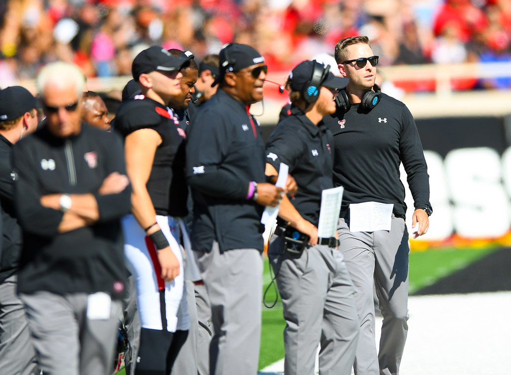 What Kliff Kingsbury needs to do to save his job after Texas Tech's embarrassment vs. Iowa State