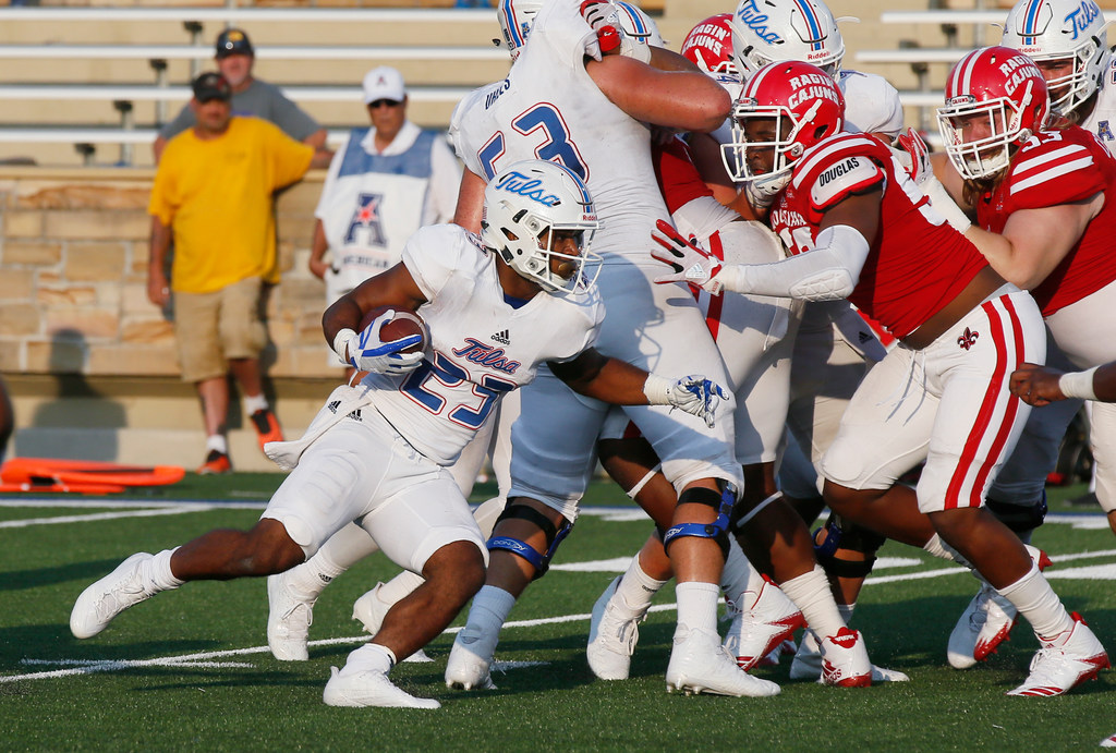 5 things SMU fans should know about Tulsa, including a running back who could return from injury Friday