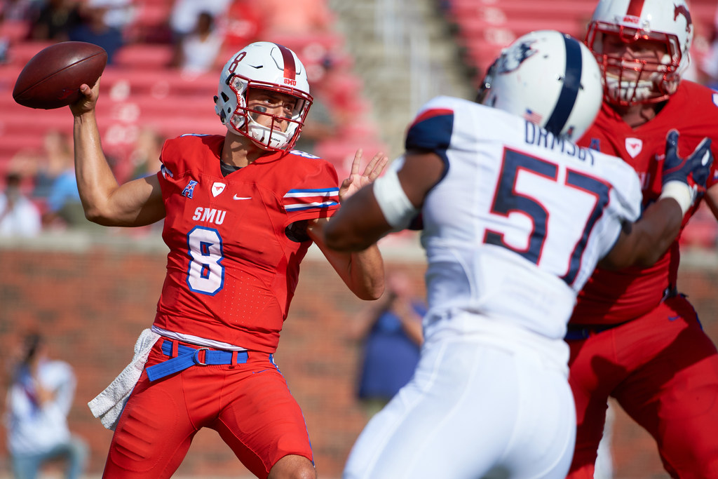 How SMU QB Ben Hicks tuned out the noise to deliver the best three-game stretch of his career