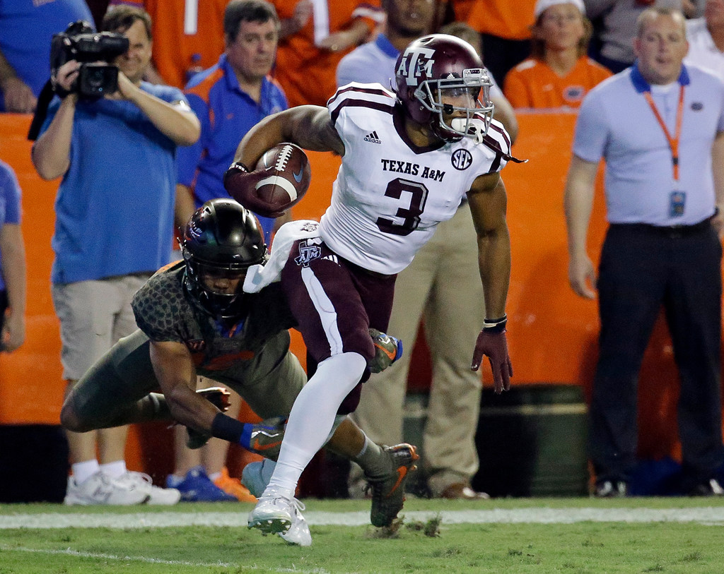 Texas A&M-Mississippi State prediction: Will Christian Kirk bounce back after his rough game at Florida?