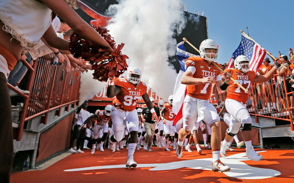 An interesting change for Texas and other takeaways from Big 12's 2018 schedule reveal