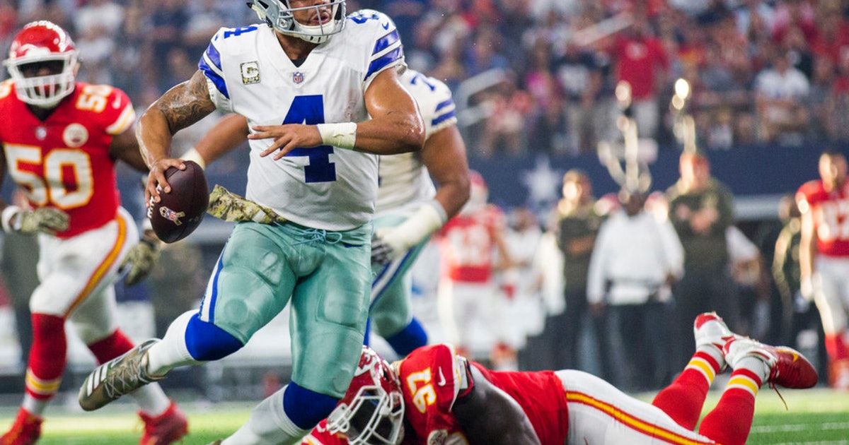 Eight things to know about the Cowboys through eight games