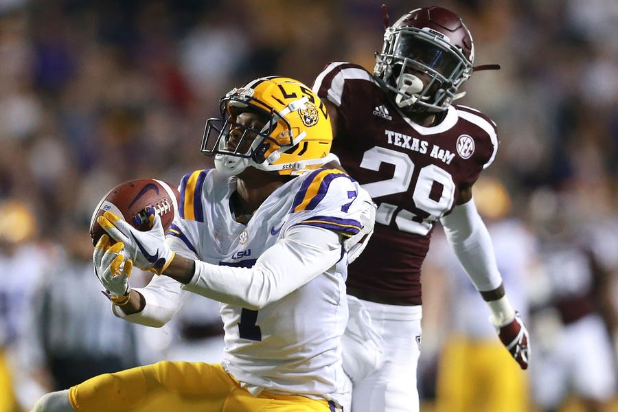 Texas A&M CB Debione Renfro suspended for season opener vs. Texas State due to violation of team rules | SportsDay