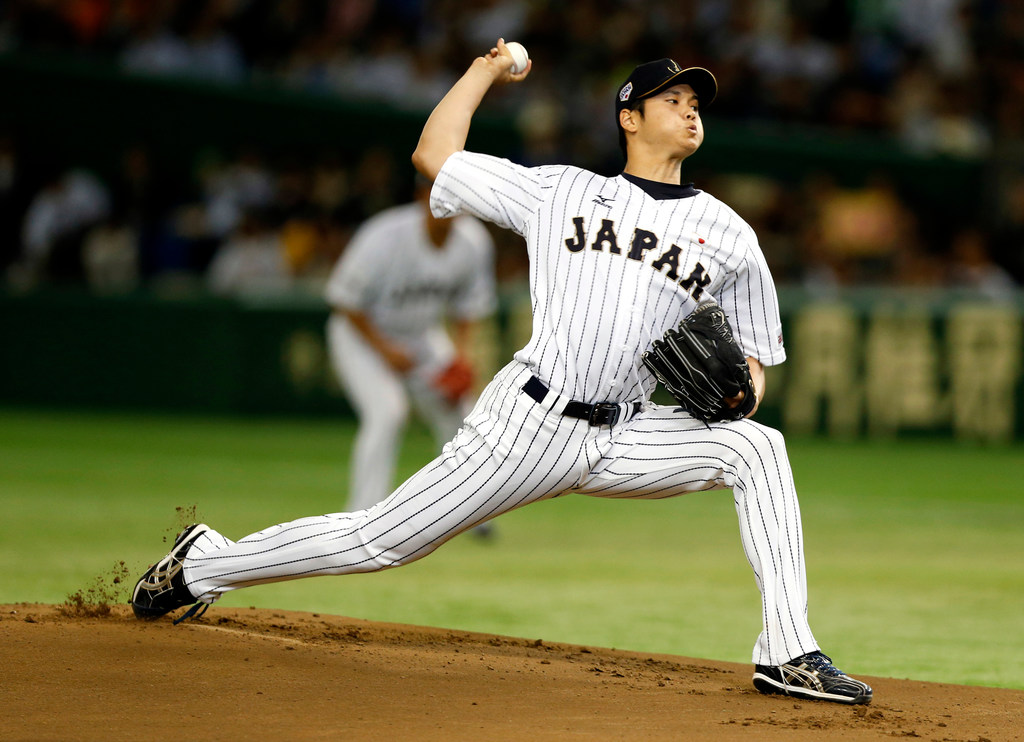 Texas Rangers  Here s how the Rangers might be able to separate themselves  from other contenders for Shohei Ohtani  df59b02f5