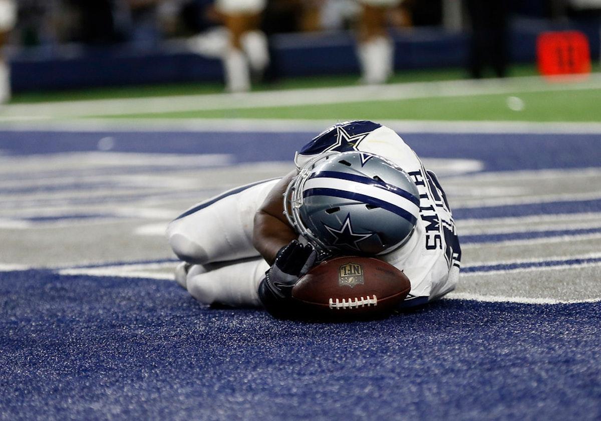 Dallas Cowboys Roster >> Dallas Cowboys: Cowboys' brotherly duo Rod and Jaylon Smith explain touchdown celebration ...