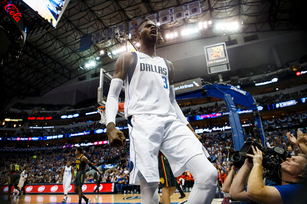 From high hopes to halftime hot dogs: A timeline of Nerlens Noel's rocky Mavs tenure