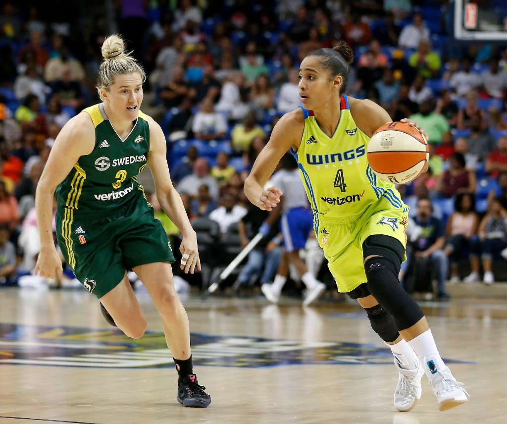 abefdbbad05 Other Sports  Wings guard Skylar Diggins-Smith on her busy offseason ...