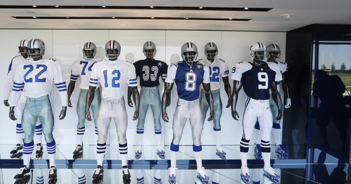 85982bf210b Dallas Cowboys  Check out new uniform combination Cowboys are wearing vs.  Giants