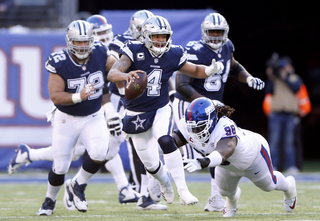 2b00a2f082c584 Dallas Cowboys: Reversing this one trend has helped keep the Cowboys' slim  playoff chances alive | SportsDay